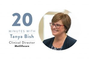 20 MINUTES WITH: TANYA BISH