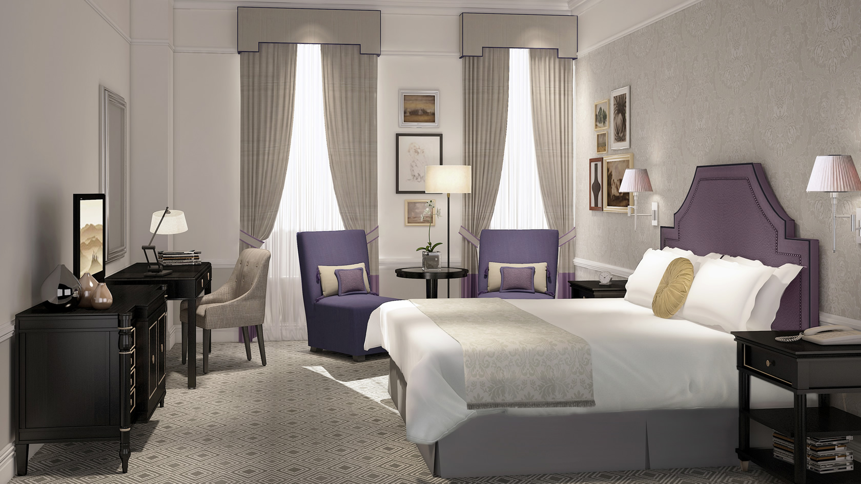 Langham London Unveils Regent Wing