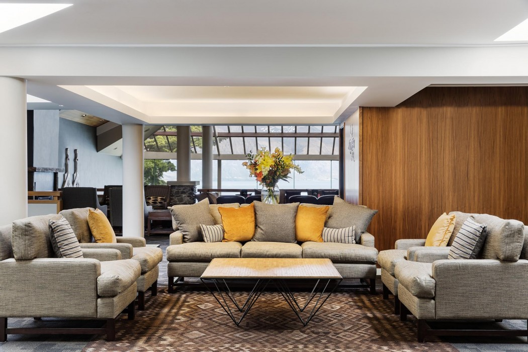 Mercure queenstown resort unveils modern makeover hotel for Design hotel queenstown