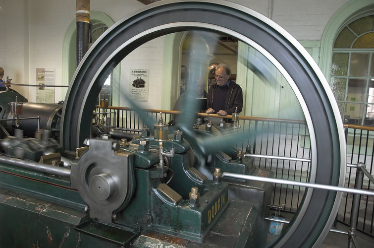 Tour of the Dunedin Gasworks Museum