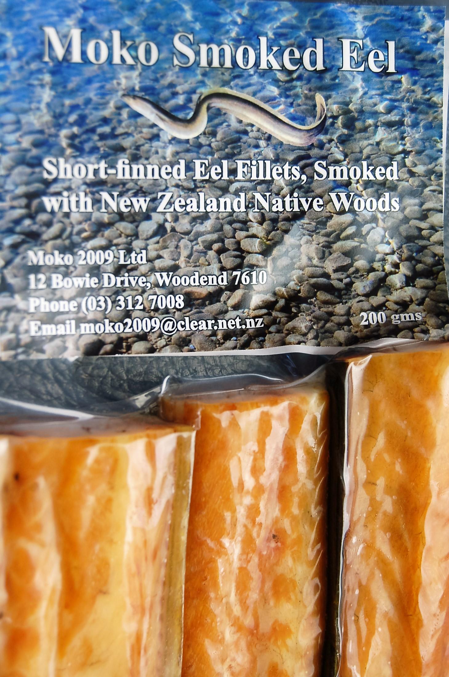 Moko Smoked Eel Image 3