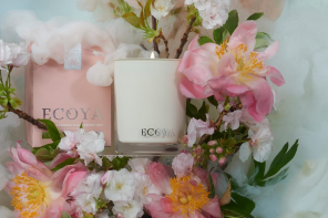 BEAUTIFUL BOTANICALS FOR ECOYA'S NEW CAMPAIGN