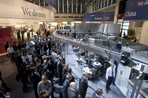 IT WILL BE THE LARGEST DRINKTEC EVER