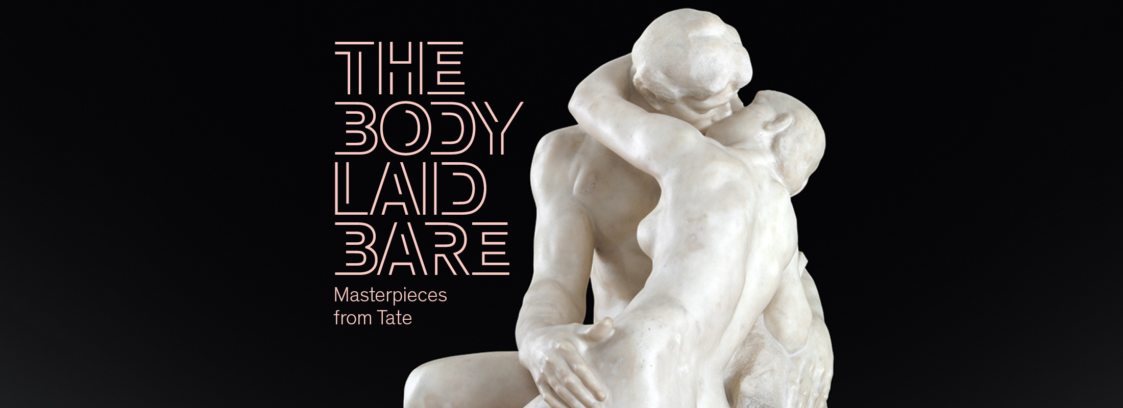 Bodies Laid Bare, Masterpieces from the Tate