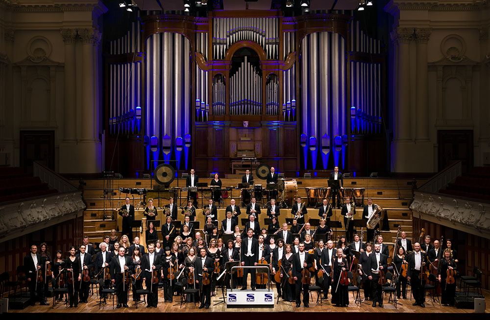 From Russia With Love - Auckland Philharmonia Orchestra