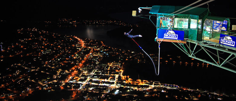 Skyline Night Bungy