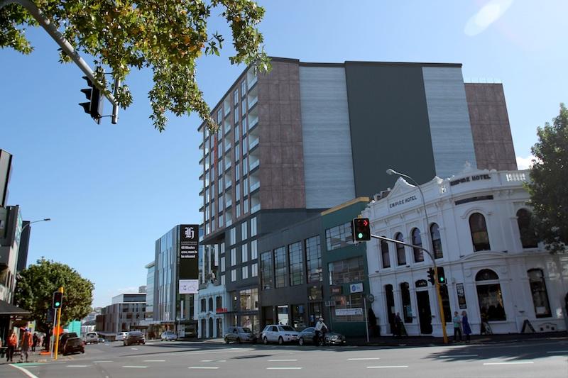 Ramada Victoria Street West street view copy
