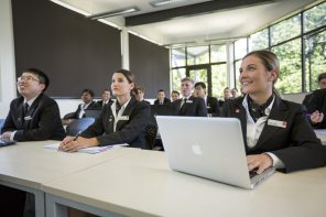 STUDENTS DREAM BIG WITH TOURISM SCHOLARSHIP