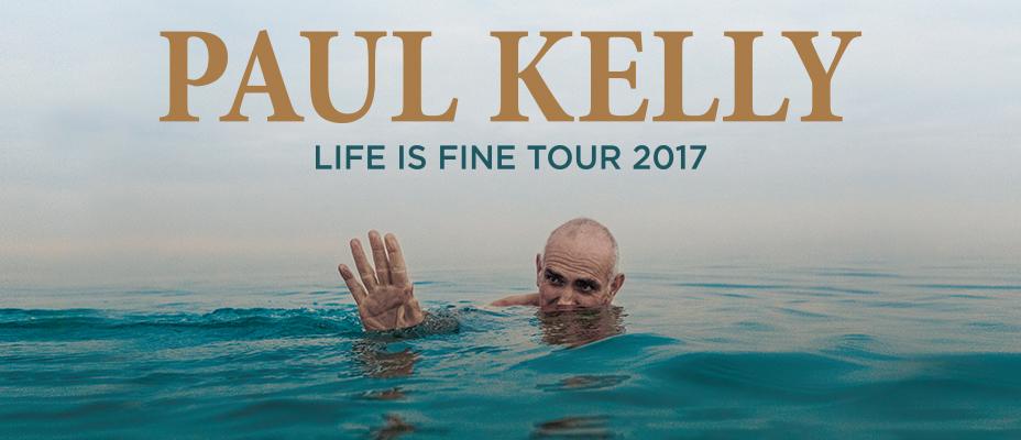 Paul Kelly in NZ