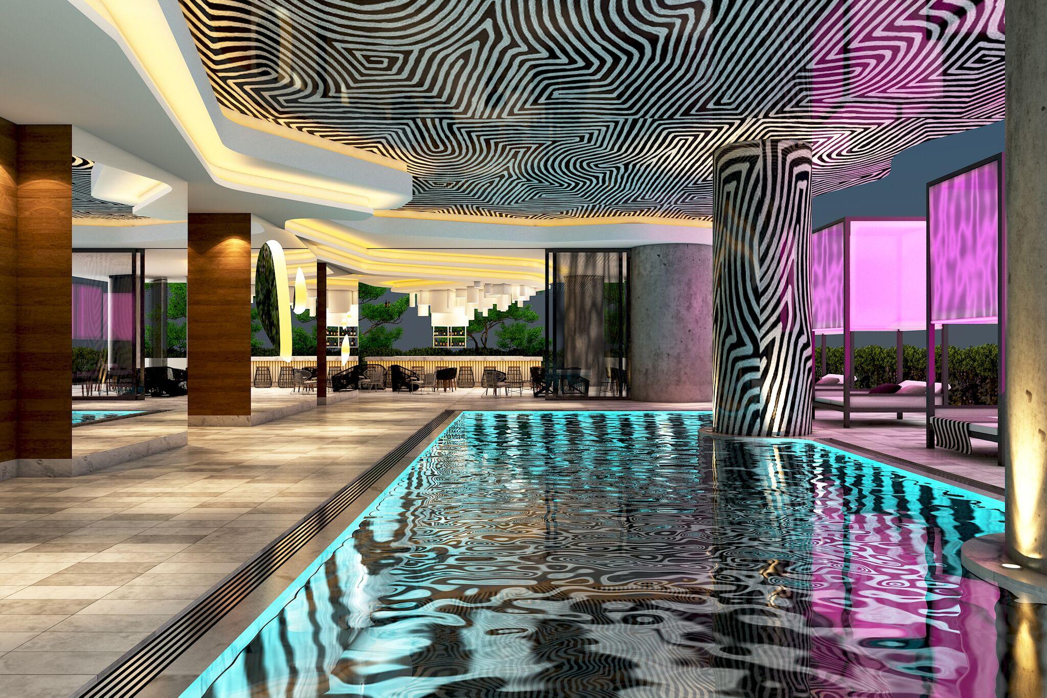 Wet Deck - Pool