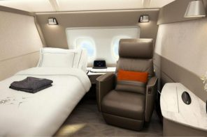 SINGAPORE AIRLINES UNVEILS $1.2 BILLION UPGRADE