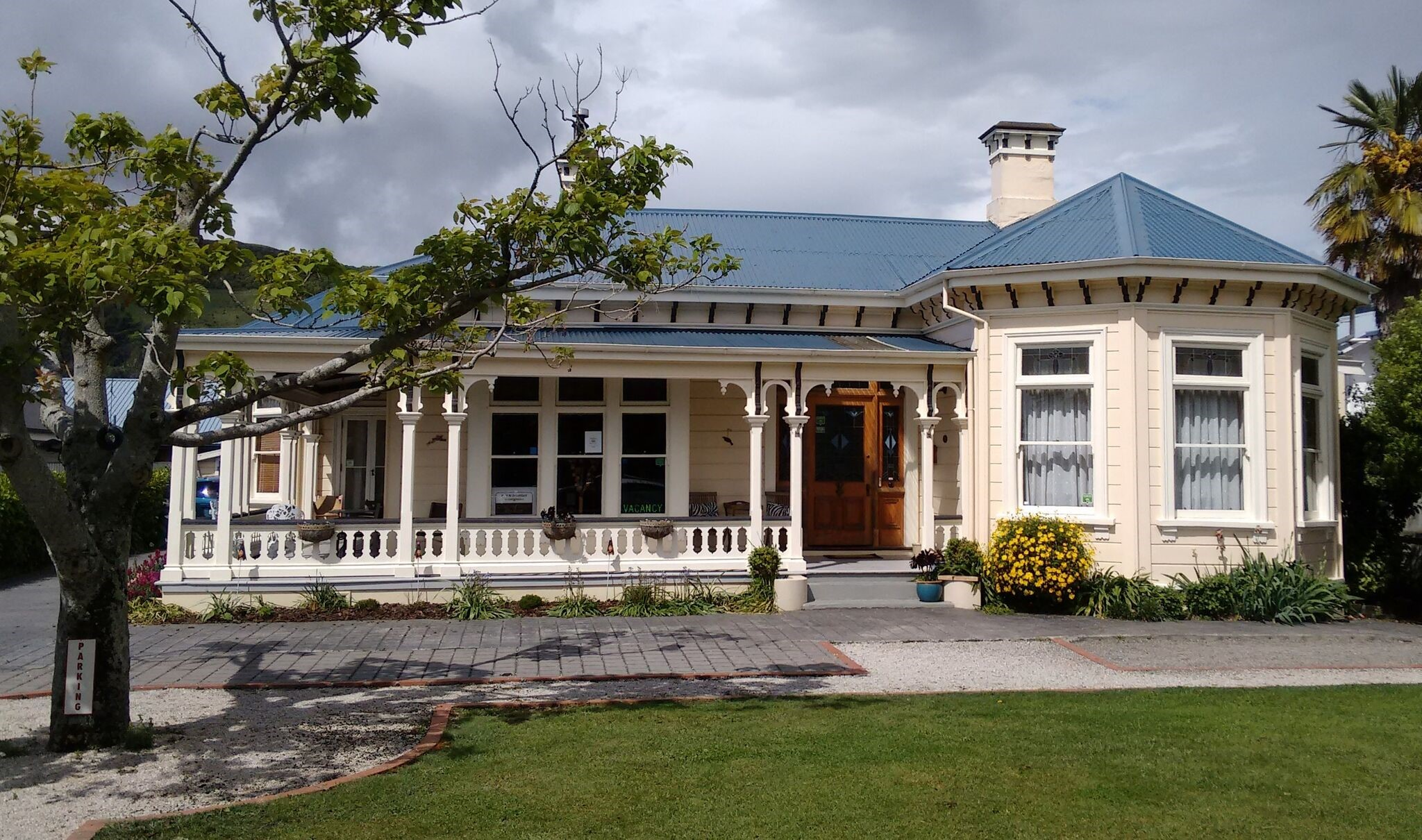 Collingwood Manor - The top-rated 3-star hotel in New Zealand