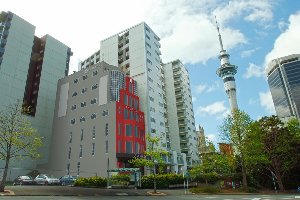 Ramada Auckland, Federal Street.