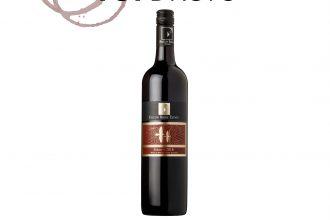 Bottle of Falcon Ridge Syrah