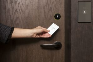 Hotel locks at risk of break-ins