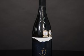 Bottle of Takapoto Wine