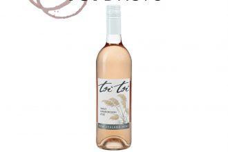 Bottle of Toi Toi Sarahs Marlborough Rose 2017