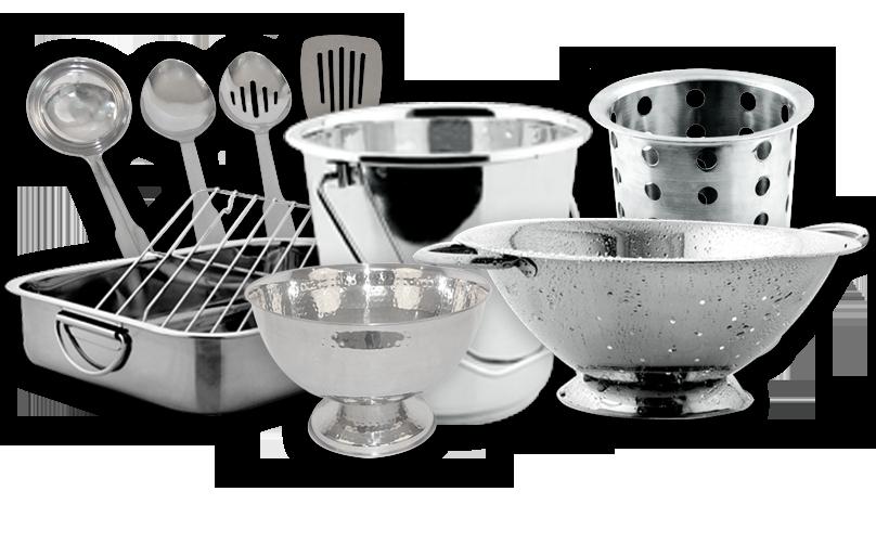 Stainless steel gastro equipment