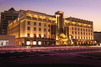 A Mövenpick hotel in Dubai