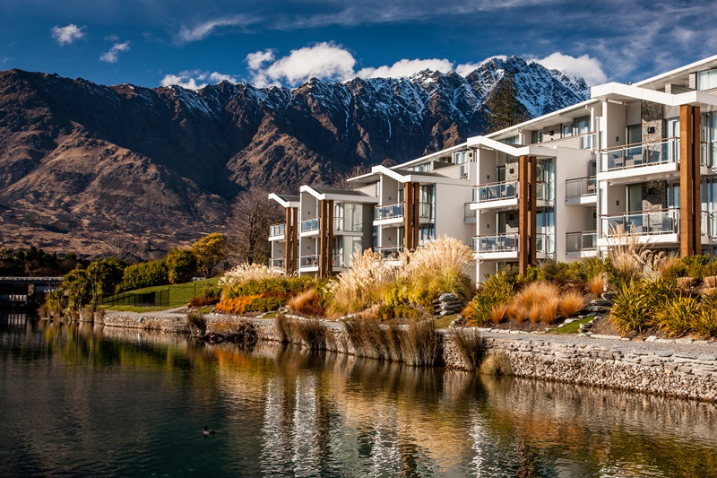 HIlton Queenstown's owners are appealing to approval of a new hotel in the area.