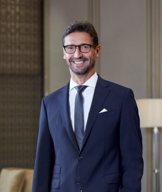 Profile of new CEO at Langham Hospitality Group