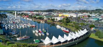 Landscape photograph of Whangarei