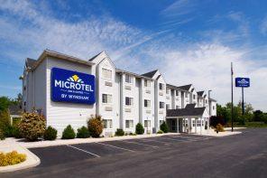 Microtel by Wyndham building