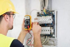 MAKE SURE YOU MEET ELECTRICAL SAFETY REGULATIONS