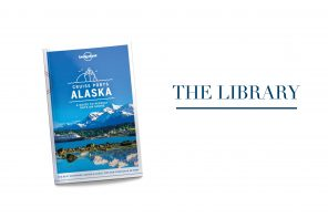 The Library book Banner for Cruise Ports Alaska