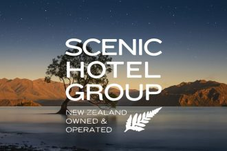 Scenic Hotels banner