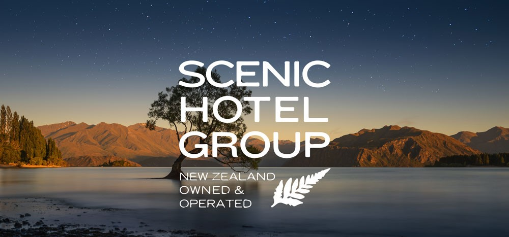 Scenic Hotels banner