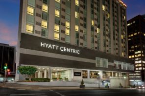 Artist's impression of the Hyatt Centric Miami.