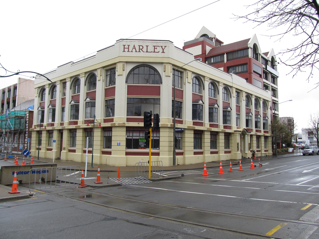 Christchurch Hd: LUXURY CHRISTCHURCH HOTEL UNLIKELY TO HAPPEN
