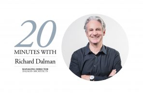 Richard Dalman 20 Minutes With banner
