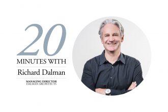 Richard Dalman 20 Minutes With banner