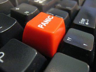 Hotel panic button