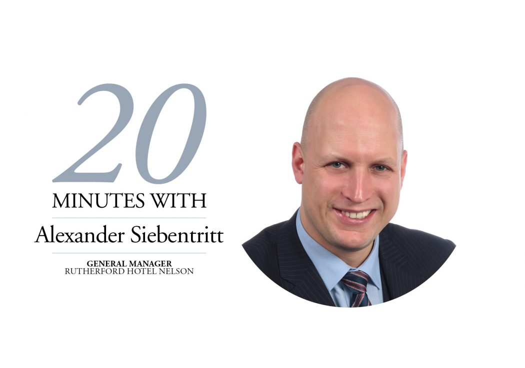 Alexander Siebentritt profile in 20 minutes with banner.