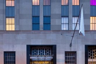 21c Museum hotel in Philly