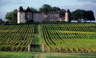 Chateau d'Yquem Vineyard Estate