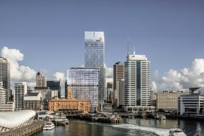 FLAGSHIP INTERCONTINENTAL COMING TO AUCKLAND