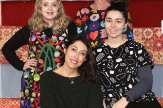 Martha's Furnishing Fabrics team.