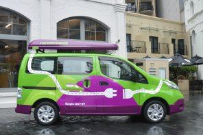 JUCY electric vehicle