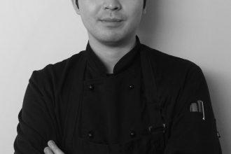 Headshot of Chef Jiwon Do