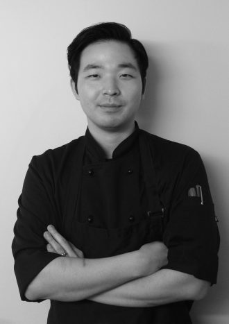 Headshot of Chef Jiwon Do