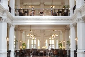 NEW LOOK, MORE CHEFS AT RAFFLES SINGAPORE