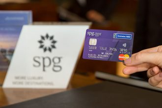 Starwood Preferred Guest loyalty programme.