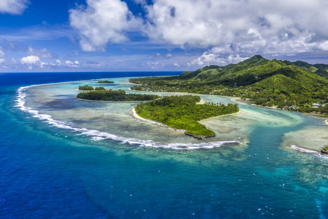 Rarotonga peninsula