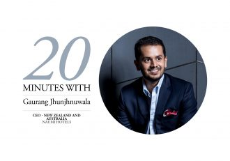 20 minutes with Gaurang feature image.