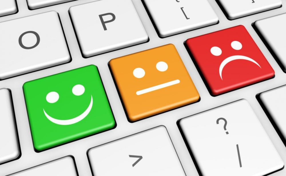 addressing negative reviews