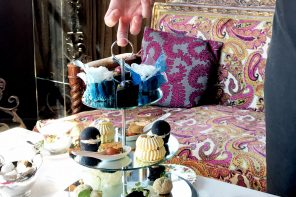 EDIBLE ART HIGH TEA